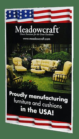 Meadowcraft outdoor furniture