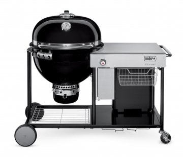 SUMMIT® CHARCOAL GRILLING CENTER