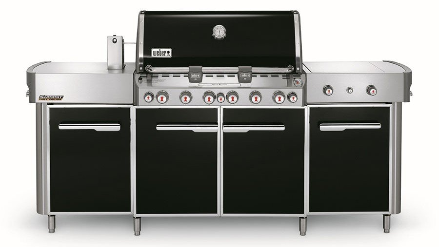 SUMMIT®GRILL CENTER