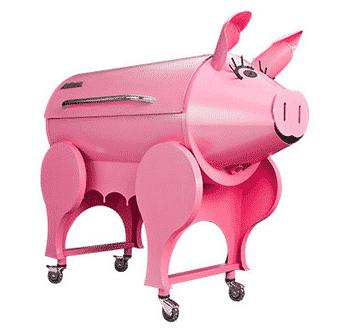 Traeger Lil Pig