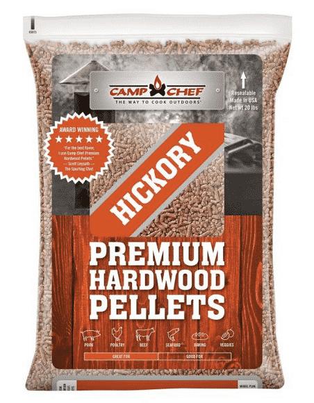 Hickory BBQ Pellets